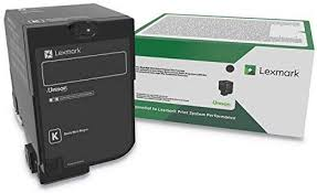 Lexmark CX725 High Yield Black Toner Cartridge (25,000 Yield) (TAA Compliant Version of 84C1HK0)