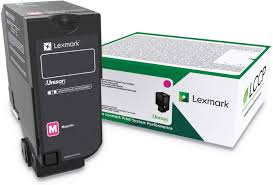 Lexmark CX725 High Yield Magenta Toner Cartridge (16,000 Yield) (TAA Compliant Version of 84C1HM0)