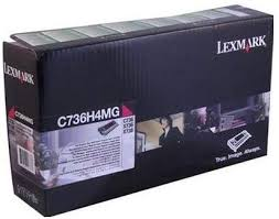 Lexmark C736 High Yield Magenta Toner Cartridge (10,000 Yield) (TAA Compliant Version of C736H1MG)