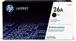 HP 26A (CF226A) Black Original LaserJet Toner Cartridge (3,100 Yield)