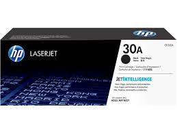 HP 30A (CF230A) Black Original LaserJet Toner Cartridge (1,600 Yield)
