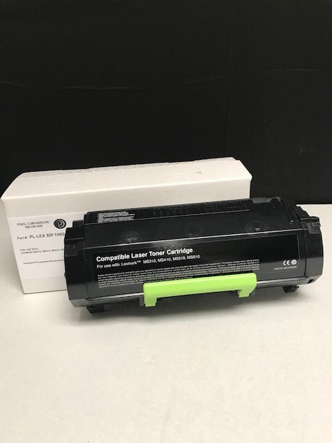 Lexmark MS310 (501H) IP-Compliant High Yield Black Toner Cartridge (5,000 Yield)