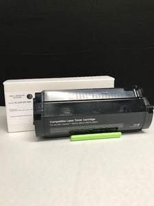 Lexmark MX310 (601) IP-Compliant Black Toner Cartridge (5,000 Yield)