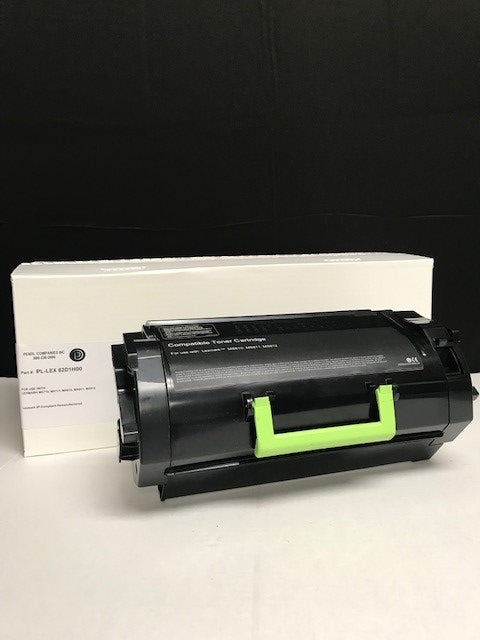 Lexmark MX710 (621H) IP-Compliant High Yield Black Toner Cartridge (25,000 Yield)