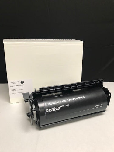 Lexmark T520 IP-Compliant Black Toner Cartridge (20,000 yield)