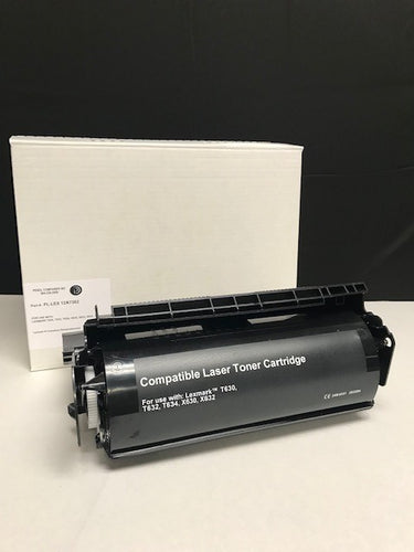 Lexmark T630 IP-Compliant High Yield Black Toner Cartridge (21,000 Yield)