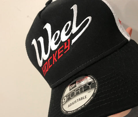 Weel Hockey Trucker Hat
