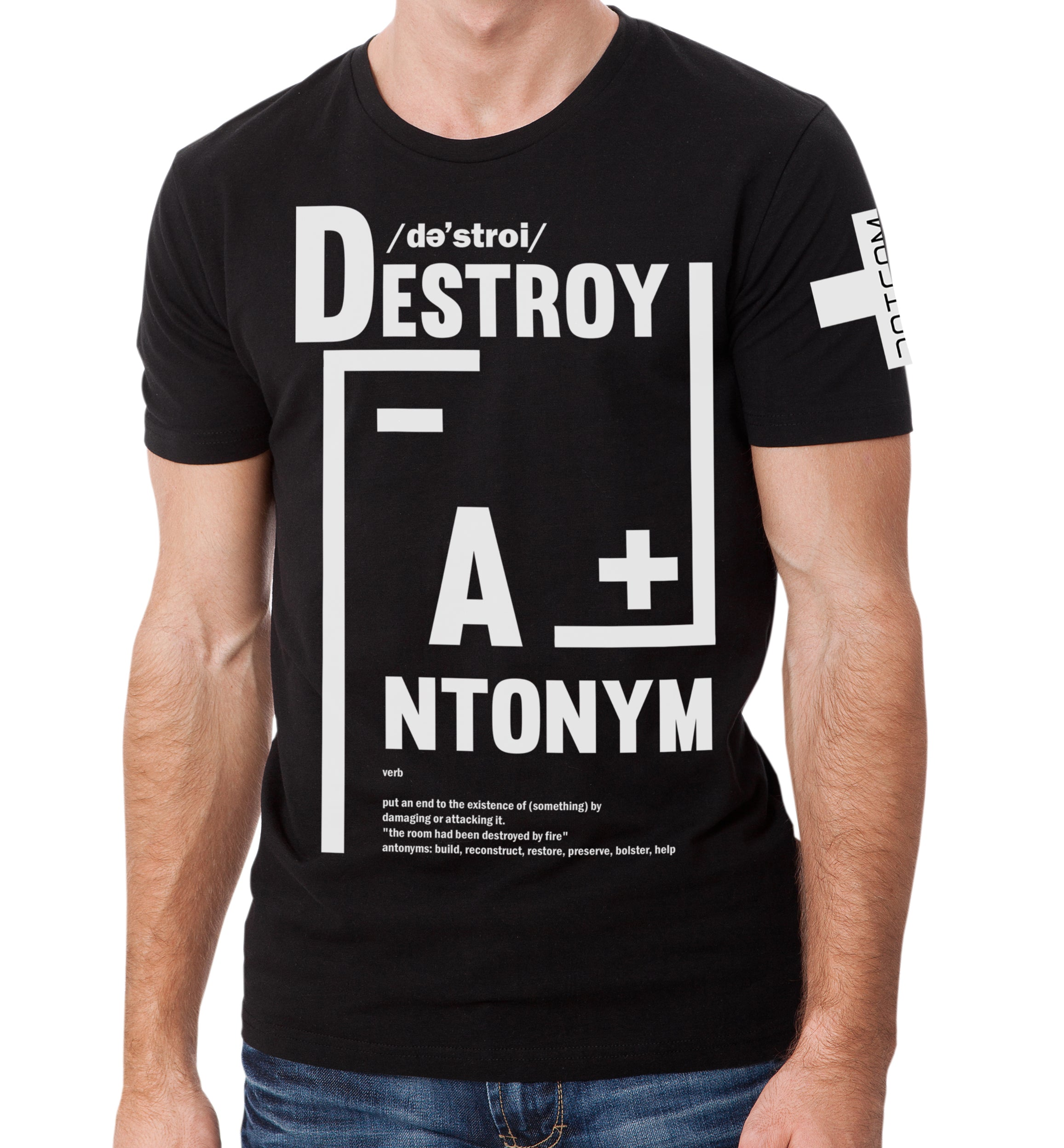 Destroy Antonym Men's T