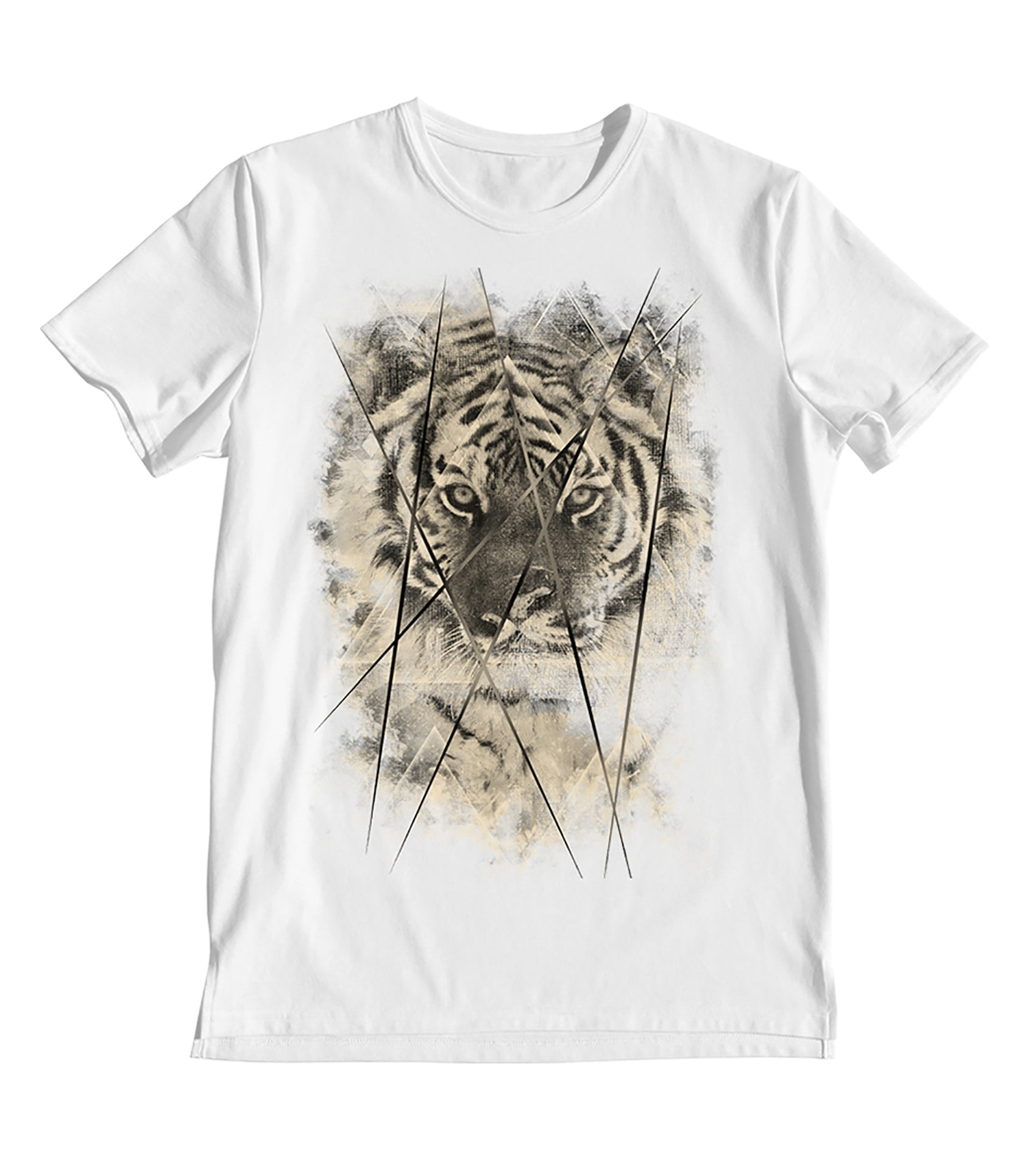 Tiger Facet Men's T