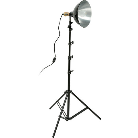Photo Bulb Reflectors on Adjustable Stands