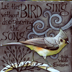 Vickie Hallmark | Sing | Journal Art