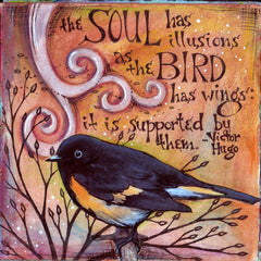 Vickie Hallmark | Soul | Journal Art