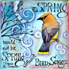 Vickie Hallmark | Spring | Journal Art