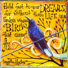 Vickie Hallmark | Dreams | Journal Art