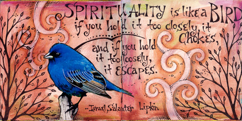 Vickie Hallmark | Spirituality | Journal Art