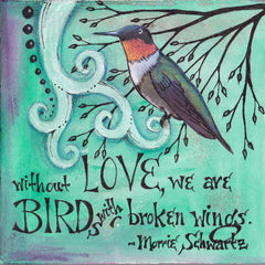 Vickie Hallmark | Love | Journal Art