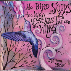 Vickie Hallmark | Soars | Journal Art