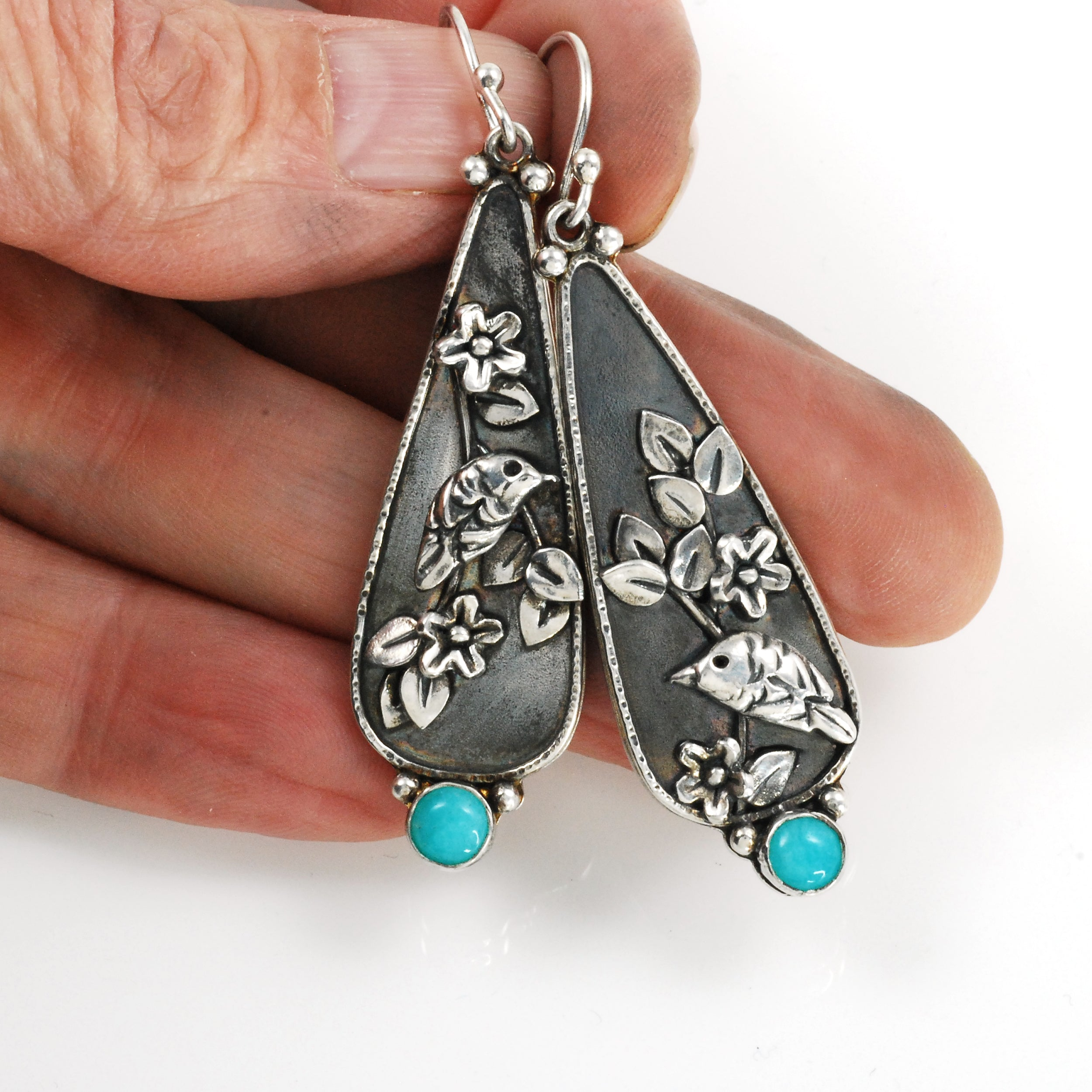 Night Branch Earrings