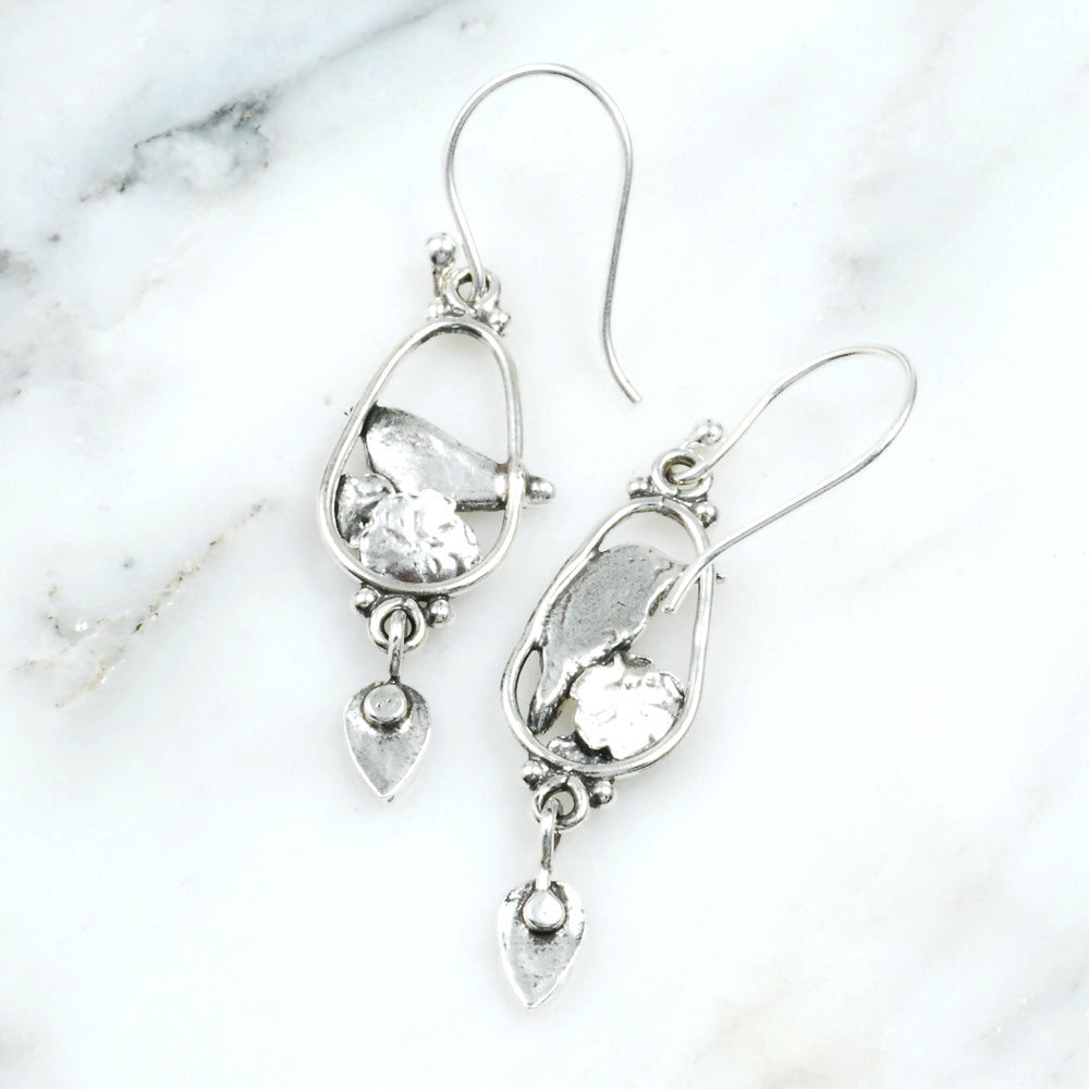 Birds & Blooms Earrings