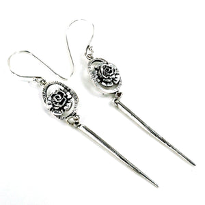 Dagger Blossom Earrings