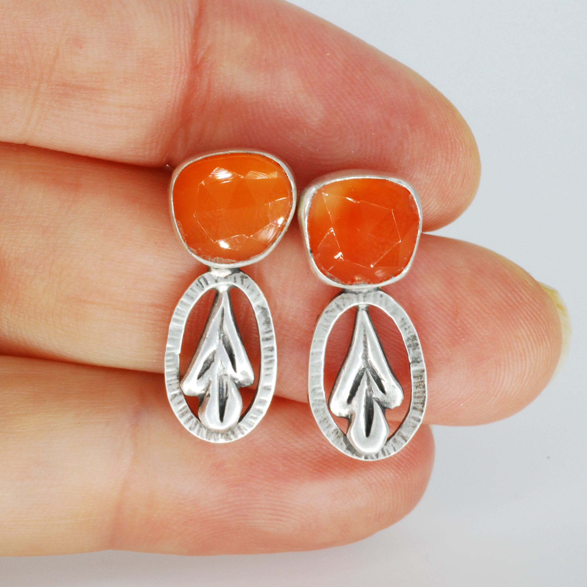 Falling Leaves Earrings #1