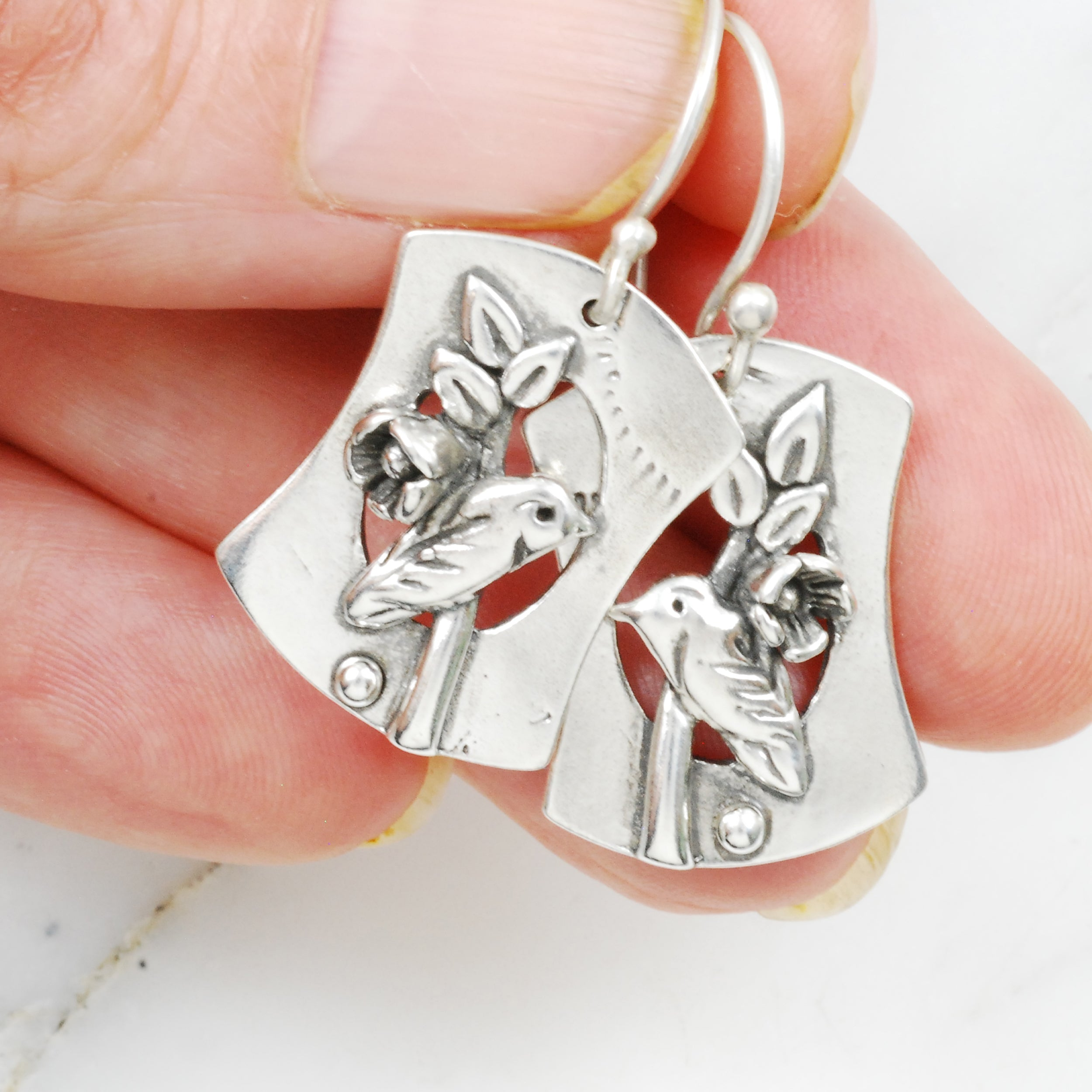 Warbler Earrings