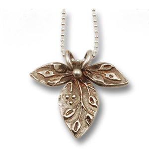 Three Leaf Pendant