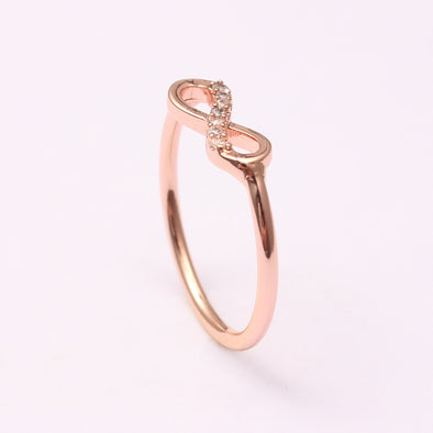 Signature Infinity Ring