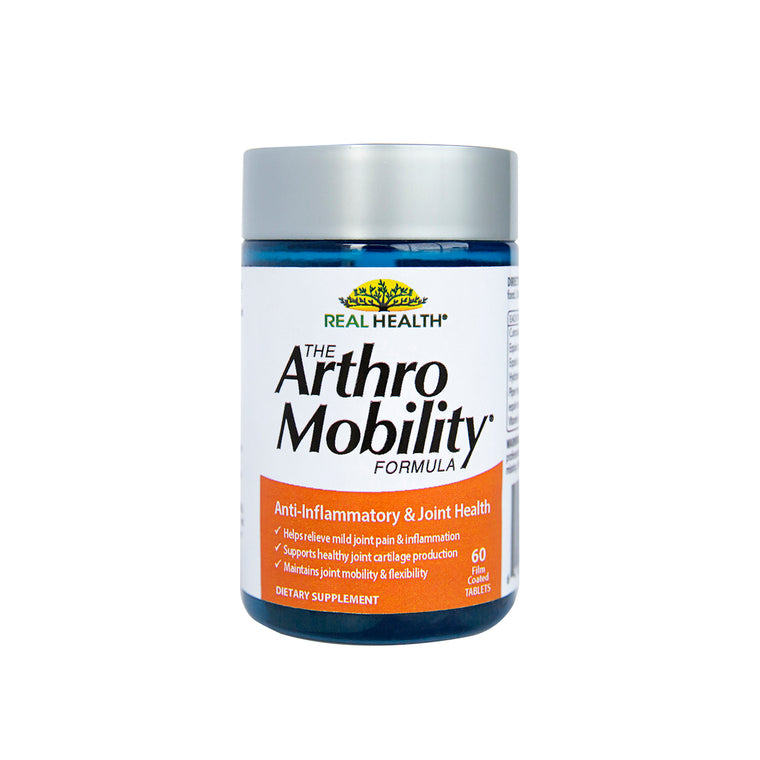 The Arthromobility Formula Tablets – 60ct