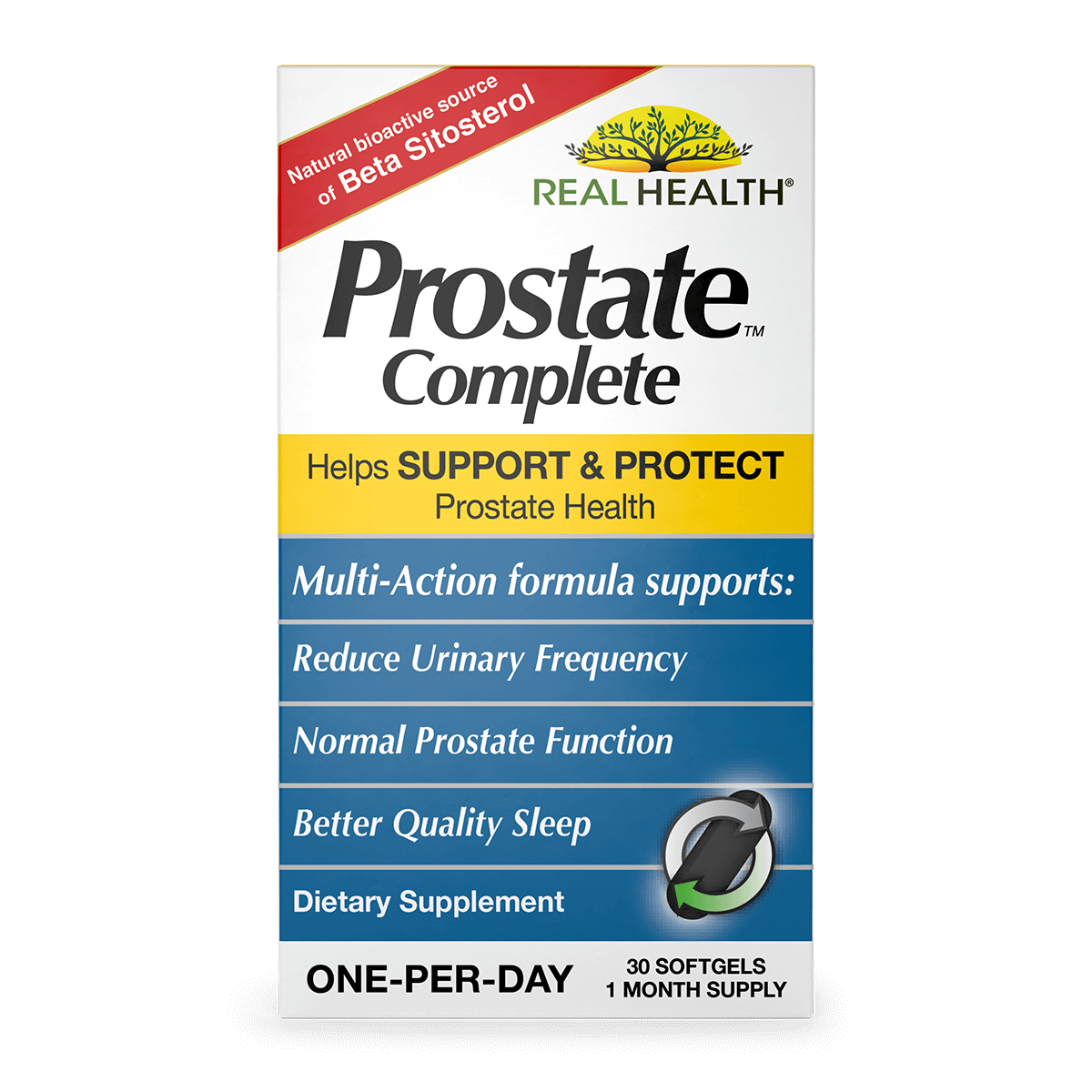 Prostate Complete Softgels – 30ct