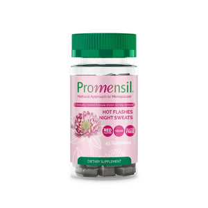 Promensil Menopause Support Gummies – 45ct front of bottle