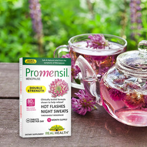 Promensil Menopause Support Tablets – 30ct