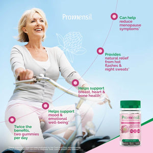 Promensil Menopause Support Gummies – 45ct benefits