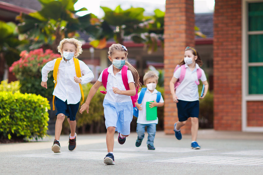 Build your kids' immunity for Back to School