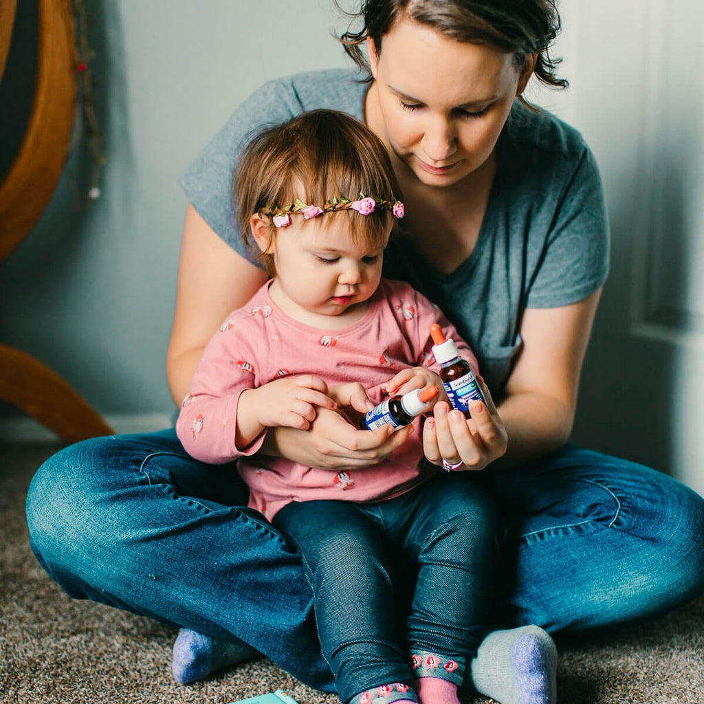 Elderberry Syrup for Babies