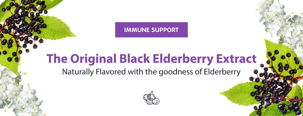 Sambucol Black Elderberry Immune Support