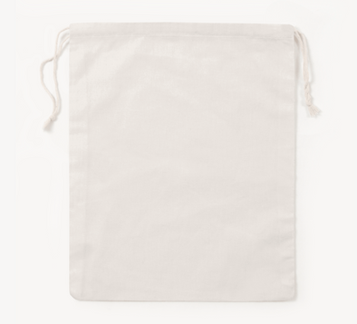 Premium Drawstring Cotton Bags
