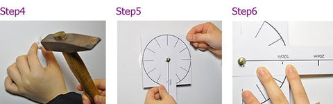 Wall Clock Instructions