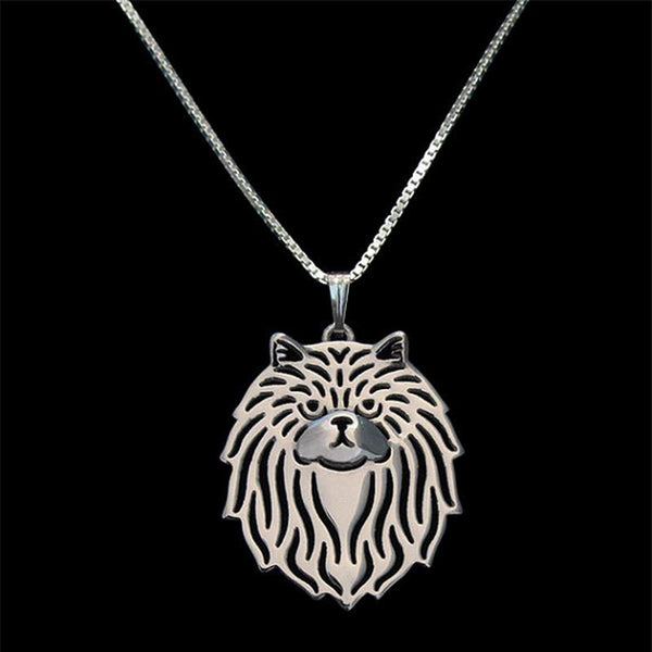Persian Cat Necklace - VIP Top Cats