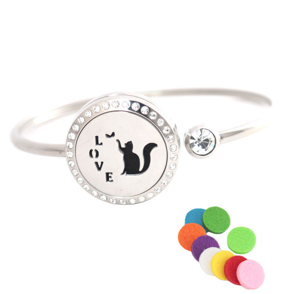 Aromatherapy Bracelets For Woman - VIP Top Cats