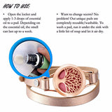 Tree Of Life - Rose Gold Aromatherapy Diffuser Bracelets - VIP Top Cats