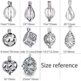Ball Design Aromatherapy Necklace Diffuser Pendant - VIP Top Cats