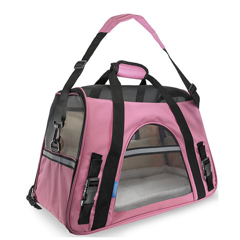 Soft Sided Cat Carrier - VIP Top Cats