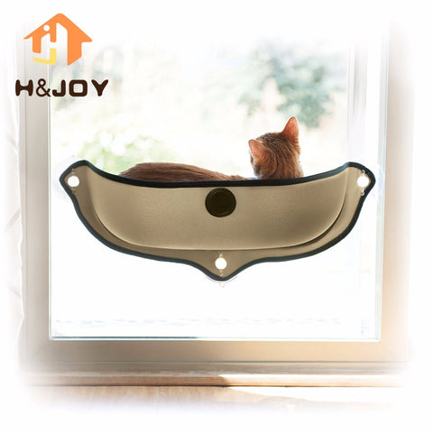 Removable Cat Window Perch - VIP Top Cats