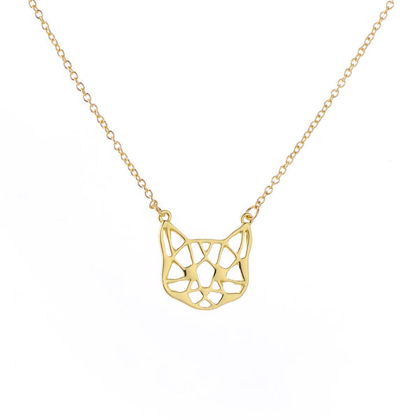 New Cute Cat face Necklace - VIP Top Cats