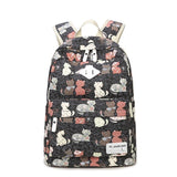 Cute Quality Women Printed Cat Pattern School Bag - VIP Top Cats