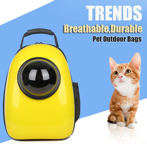 Fashion Travel Outdoor Pet Carrier Bags - VIP Top Cats