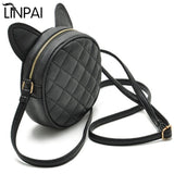 Women Cat Ear Female Crossbody Shoulder Bag High Quality Qrid - VIP Top Cats