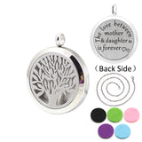 Personalized Tree Life Pendant - VIP Top Cats