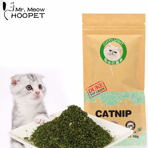 10g Mint Natural Organic Premium Catnip - VIP Top Cats